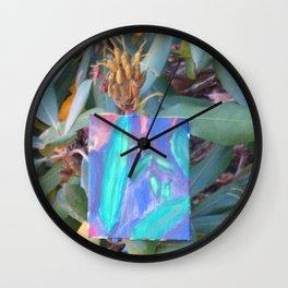 I Try to be Renè Magrite: Take 3 Wall Clock