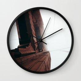 The Bridge architecture Wall Clock