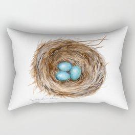 Life is Fragile by Teresa Thompson Rectangular Pillow