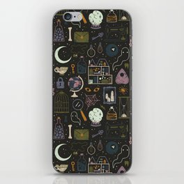 Haunted Attic iPhone Skin
