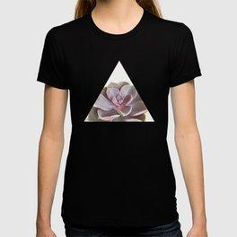 Purple Succulent T-shirt
