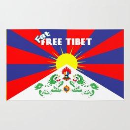 Fat-Free Tibet Rug