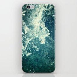 Water III iPhone Skin