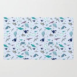 Ocean Animals Rug