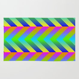 Colorful Gradients Rug