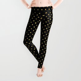 Little hearts of gold Leggings