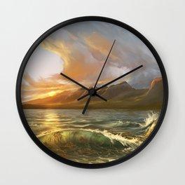De syv søstre Wall Clock