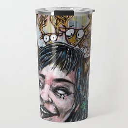 HornyLady Travel Mug