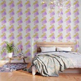 Golden Flower Wallpaper