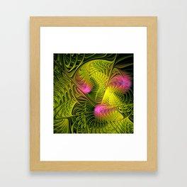 flamedreams -14- Framed Art Print