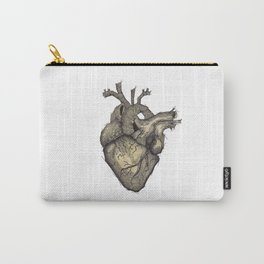 Stone Heart Carry-All Pouch