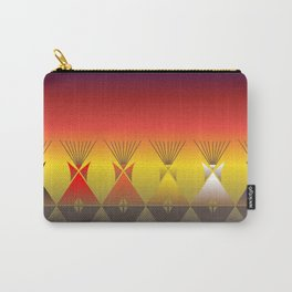 Night Tipi Carry-All Pouch