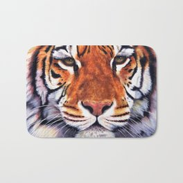 Tiger Sultan of Siberia Bath Mat