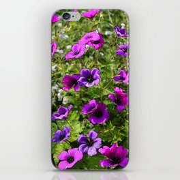 Flowers Elly iPhone Skin