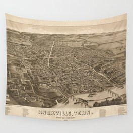 Knoxville 1866 Wall Tapestry