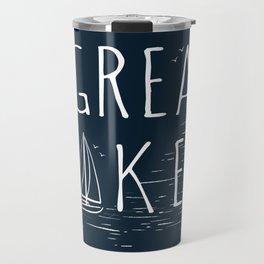 Great Lakes Travel Mug