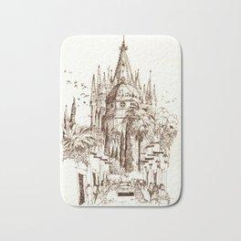 Cathedral, San Miguel de Allende Bath Mat