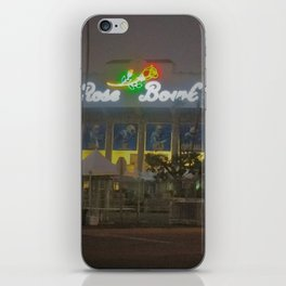 Rose Bowl Stadium iPhone Skin
