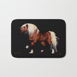 HORSE - Black Forest Bath Mat