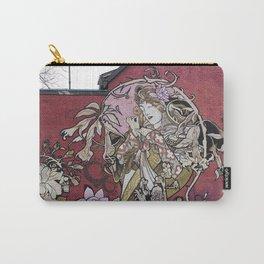 Kensington Street Art 2 Carry-All Pouch