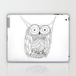 Hoo Laptop & iPad Skin