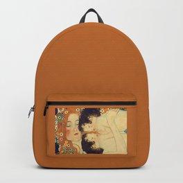 Mi versión de Klimt Backpack