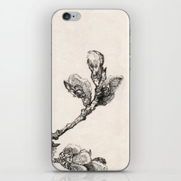 Ink Branch iPhone Skin