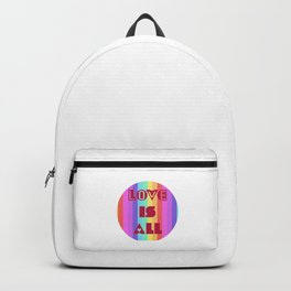 Love is all Backpack