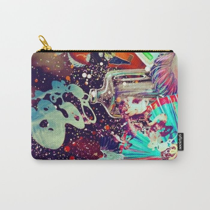 Fantasy astronaut Carry-All Pouch