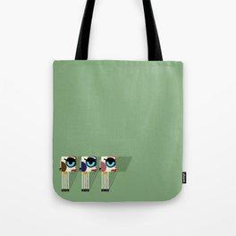Cowstack Tote Bag