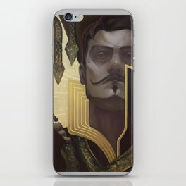 Dorian Pavus Tarot Card iPhone Skin
