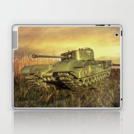 Churchill Tank Laptop & iPad Skin
