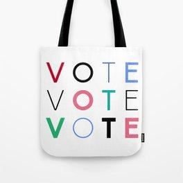 Vote Baby Vote 031416 Tote Bag
