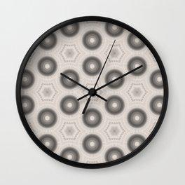 Fractal Cogs n Wheels in CMR01 Wall Clock