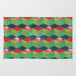 Cubism Art Rug