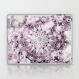 MANDALA WONDERLAND IN PINK Laptop & iPad Skin
