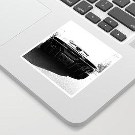 Hyper drive Sticker