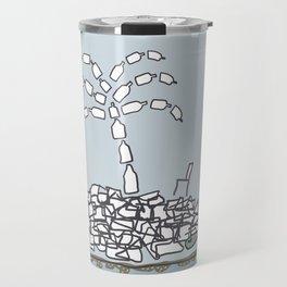 Plastic Isle Travel Mug