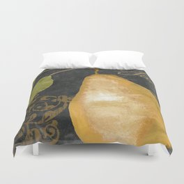 Melange Pear Duvet Cover