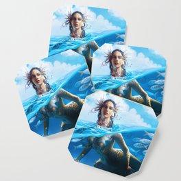 Ray Mermaid Coaster