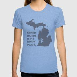 Grand Rapids, MI | Hoppy Place T-shirt