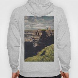Irish Sea Cliffs Hoody