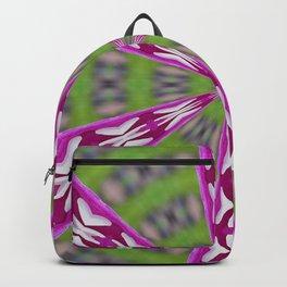 Kaleidoscope Dahlia Backpack
