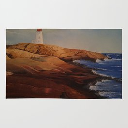 Lighthouse Rug