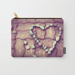 Heart  - JUSTART © Carry-All Pouch