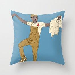 Chano Throw Pillow