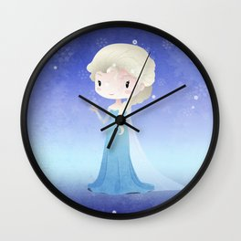 Iced Olsa Wall Clock