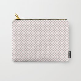 Lotus Polka Dots Carry-All Pouch