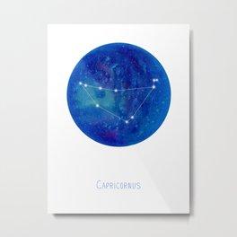 Constellation Capricornus Metal Print