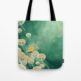 Best Day Ever (Spongebob Tribute) Tote Bag